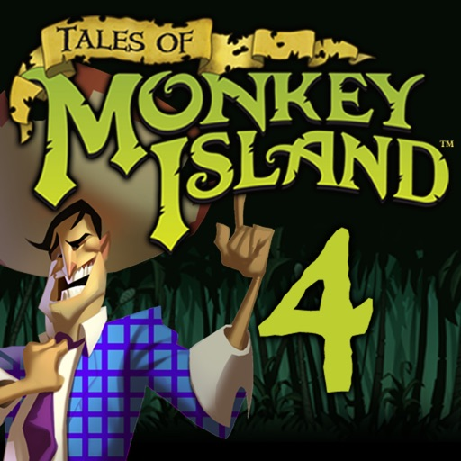 Monkey Island Tales 4