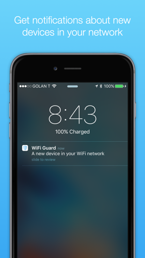 WiFi Guard - Scan devices and protect your Wi-Fi from intruders on