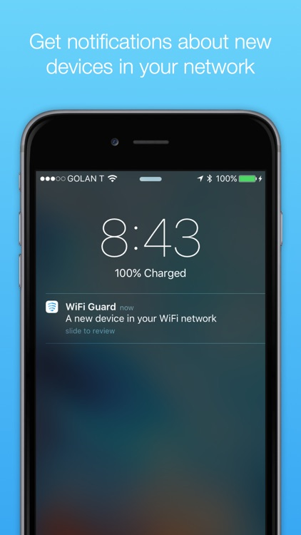 WiFi Guard - Scan devices and protect your Wi-Fi from intruders screenshot-3