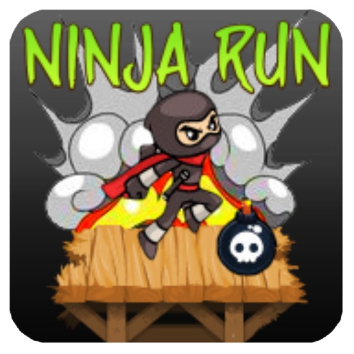 Ninja Hero Run Game - Fun Games For Free iOS App