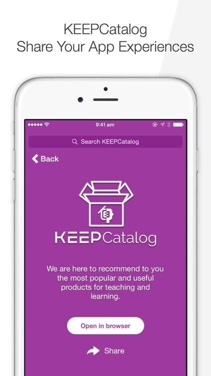 KEEP - Knowledge & Education Exchange Platform