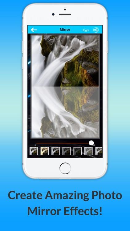 Photo Mirror-Stylish Effects screenshot-3