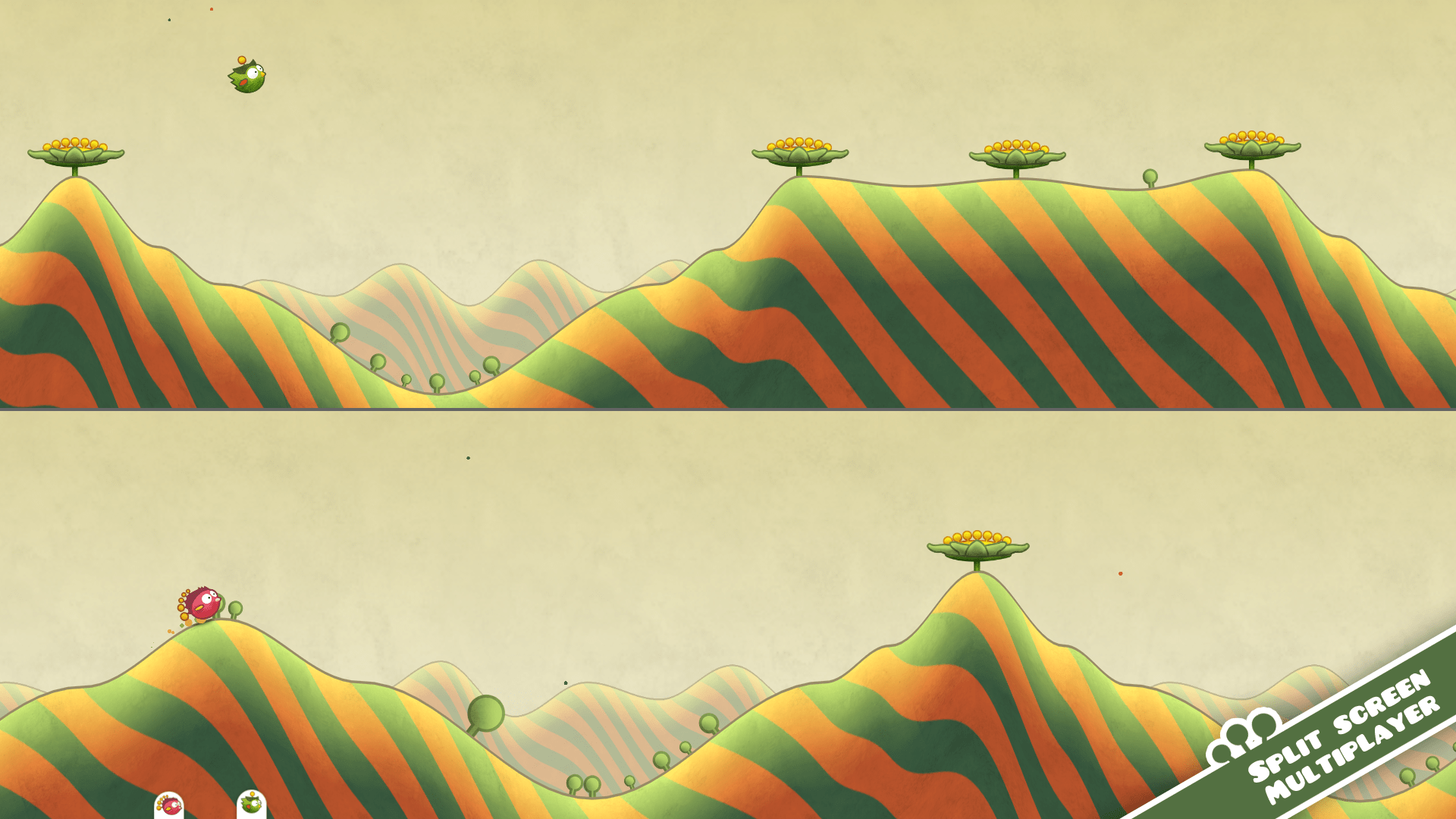 Tiny Wings TV screenshot 2