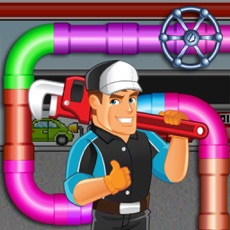 Activities of Gas Up - Plumber Game