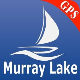 Murray lake GPS nautical charts