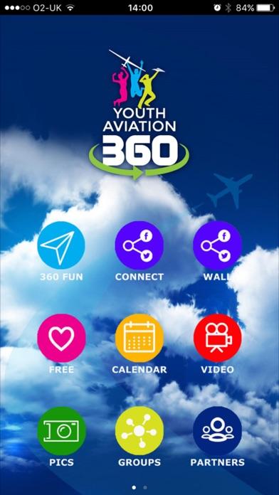 Youth Aviation App screenshot two