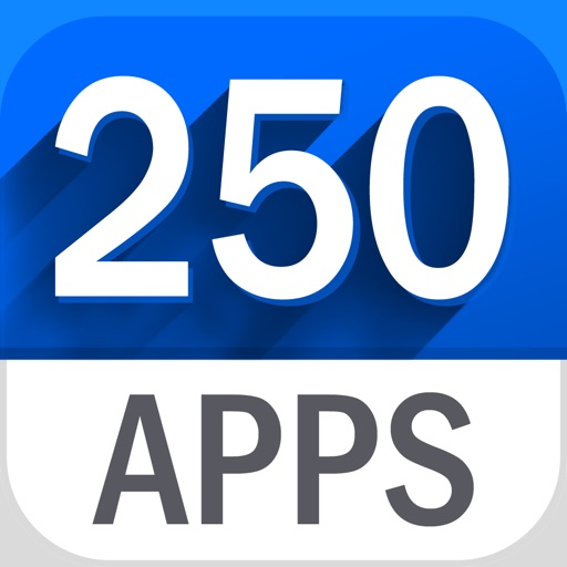 250 Apps in 1 - AppBundle 2 (Flashlight, Timer, To Do, Converter, Calculator, Mirror & More)