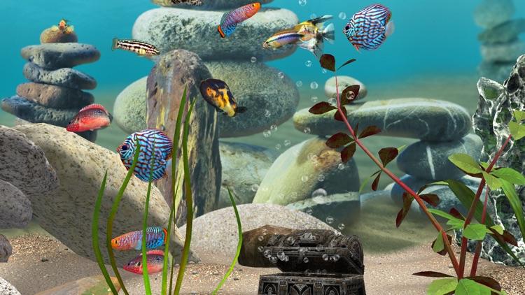 MyLake 3D Aquarium screenshot-4