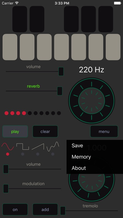 Sound Maker Synth screenshot-1