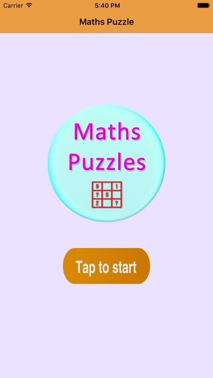 Best Maths Puzzle by raj kumar