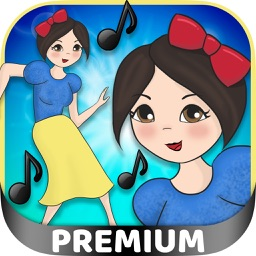 Dance with Princess Snow White Game - Pro