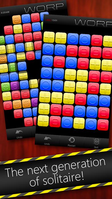 WORP - Next Gen Solitaire Puzzle