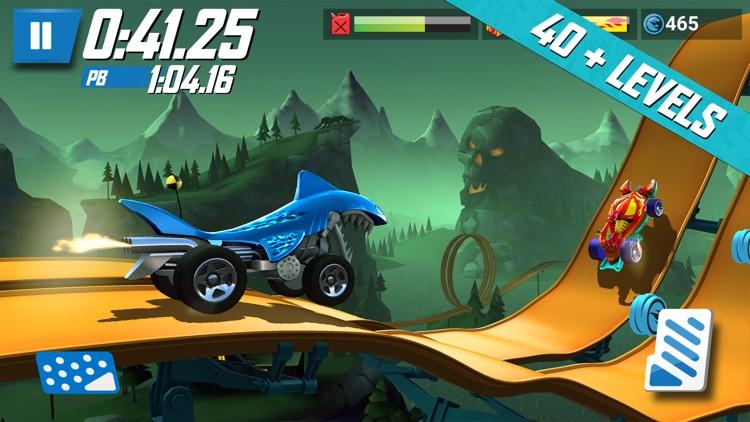 Hot Wheels: Race Off screenshot-3