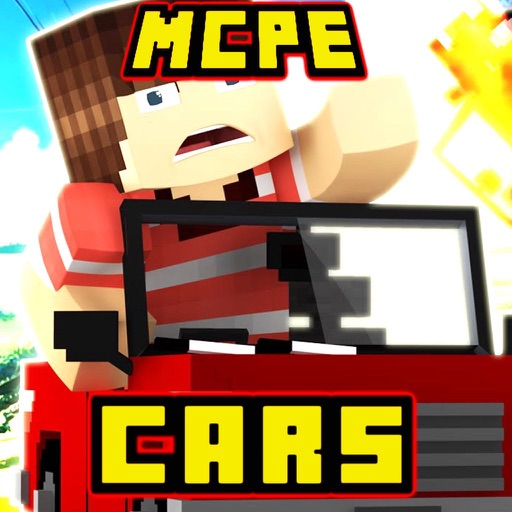 Cars MCPE Addons for Minecraft Pocket Edition PE
