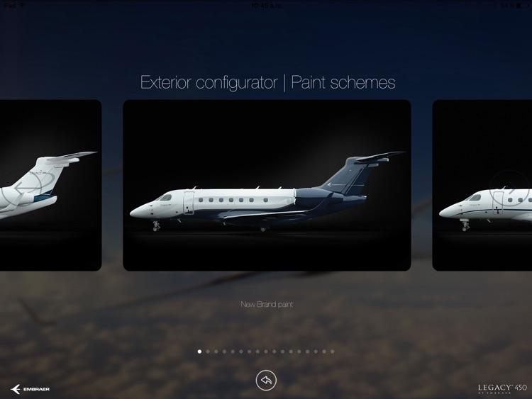 Legacy 450 Configuration Tool screenshot-3