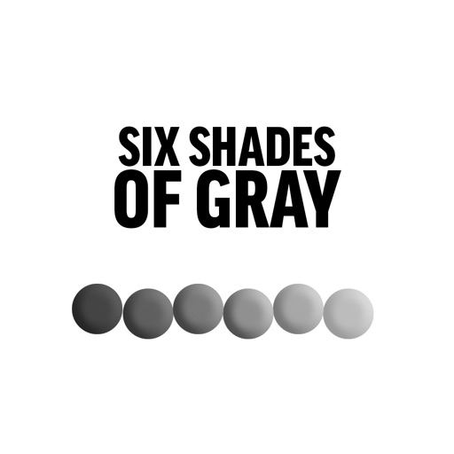 Six Shades of Gray - Train your Brain Game - Free