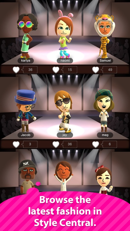 Miitomo screenshot-3