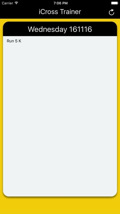 iCross Interval Crosstraining screenshot-4