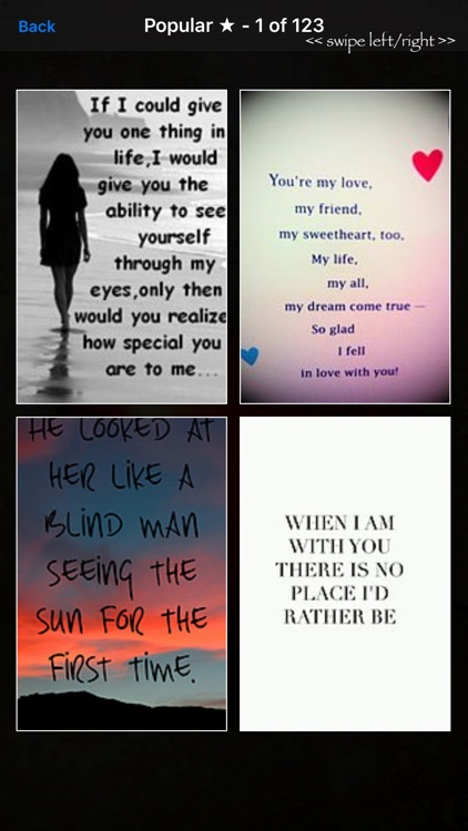 """Love Quotes"""" - Daily Photos, Sayings, & Wallpapers"""