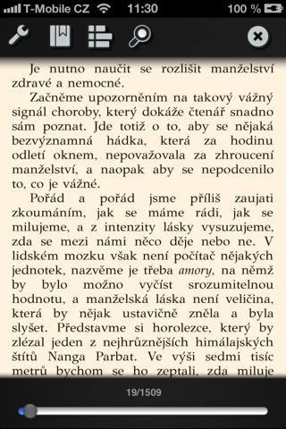 eReading.cz - náhled