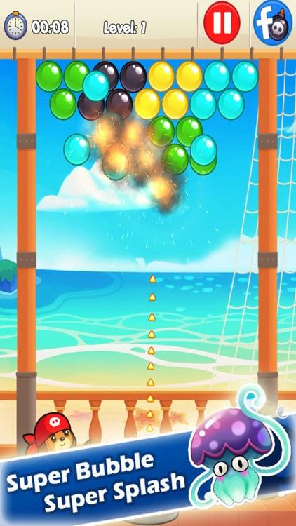 Boom Bubble Ship - Hunter Pirates