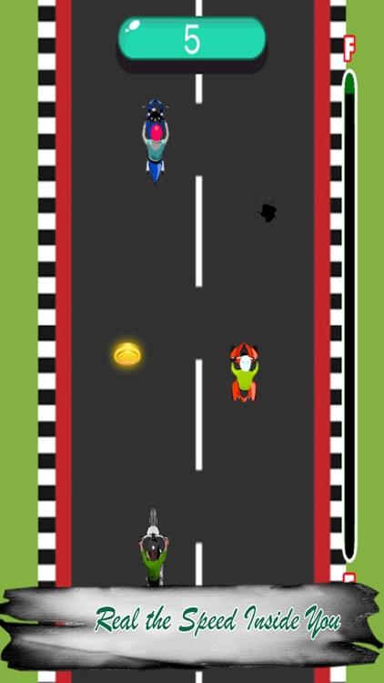 Real Bike Racing -City Racing free game screenshot-4