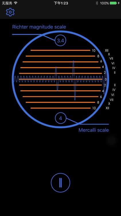 Vibration Meter Pro - Measure vibration&earthquake