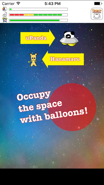 Balloons Occupy