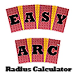 EasyArc Radius Calculator