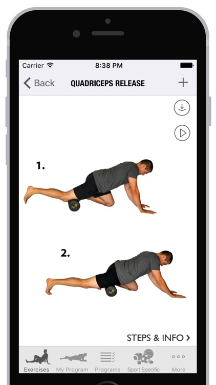 Foam Rolling screenshot-1