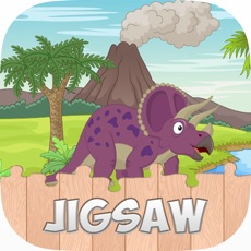 Activities of Dinosaur Jigsaw Puzzle for Kids Girls & Boys