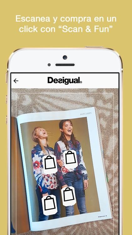 Desigual App screenshot-3