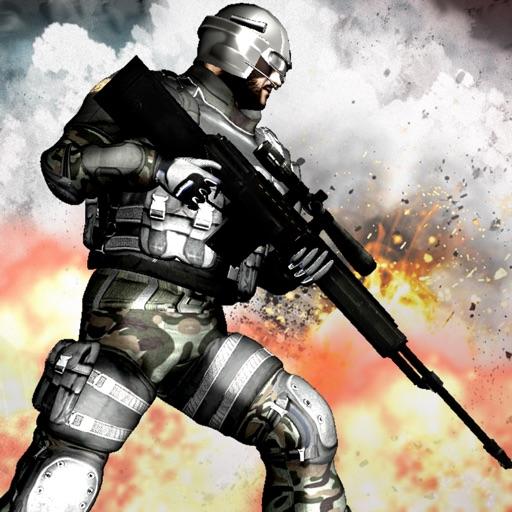 Army City Strike Force - Sniper Combat Warfare Edition