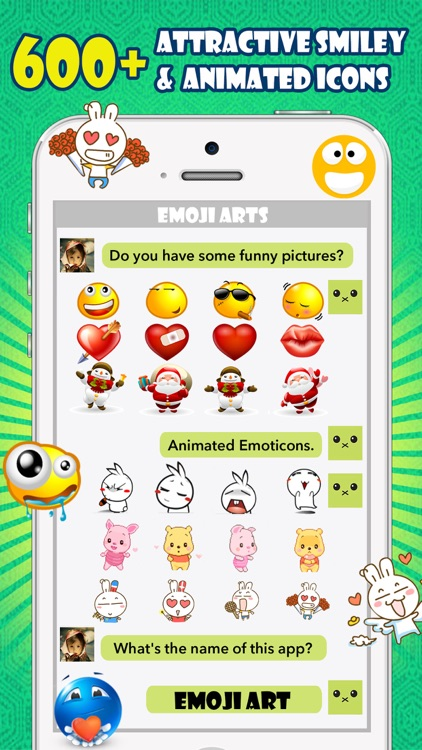 Emoji Keyboard - Gif Stickers screenshot-3