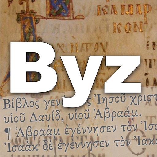 Byztxt - Koine Greek New Testament Interlinear Majority Text with NA28 Variants