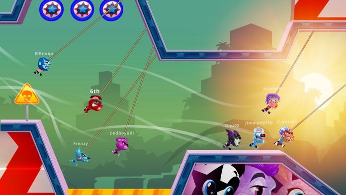 Rope Racers Screenshot