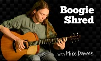 Learn Boogie Shred with Mike Dawes