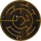 经典迷宫迷宫 - 滚动的魔术倾斜球 icon