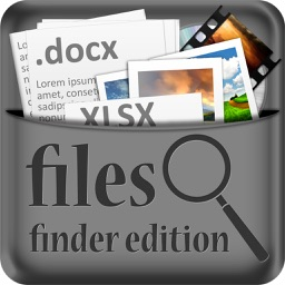 Files – Finder Edition