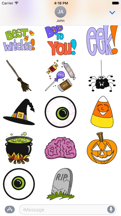 Burd Antix: Halloween