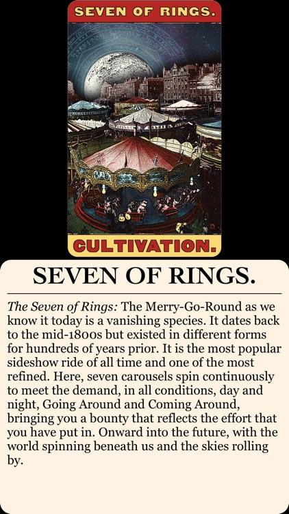 Tarot of the Zirkus Mägi screenshot-3