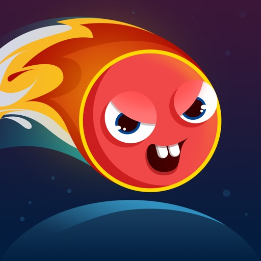 Bounce Mania - Ball Pursuit Impossible Trivial Game iOS App