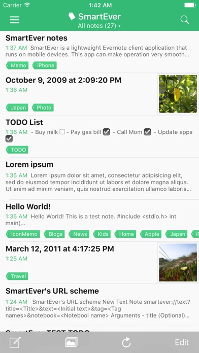 SmartEver screenshot1