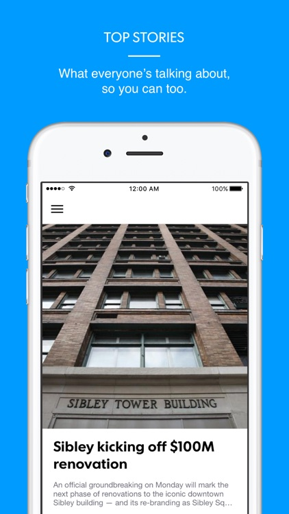 Coshocton Tribune app image