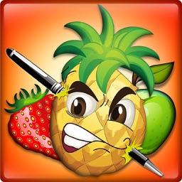 Pineapple Pen Fruit Mania - PPAP Shooting Game Fun
