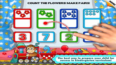 Toddler kids game - preschool learning games free screenshot two