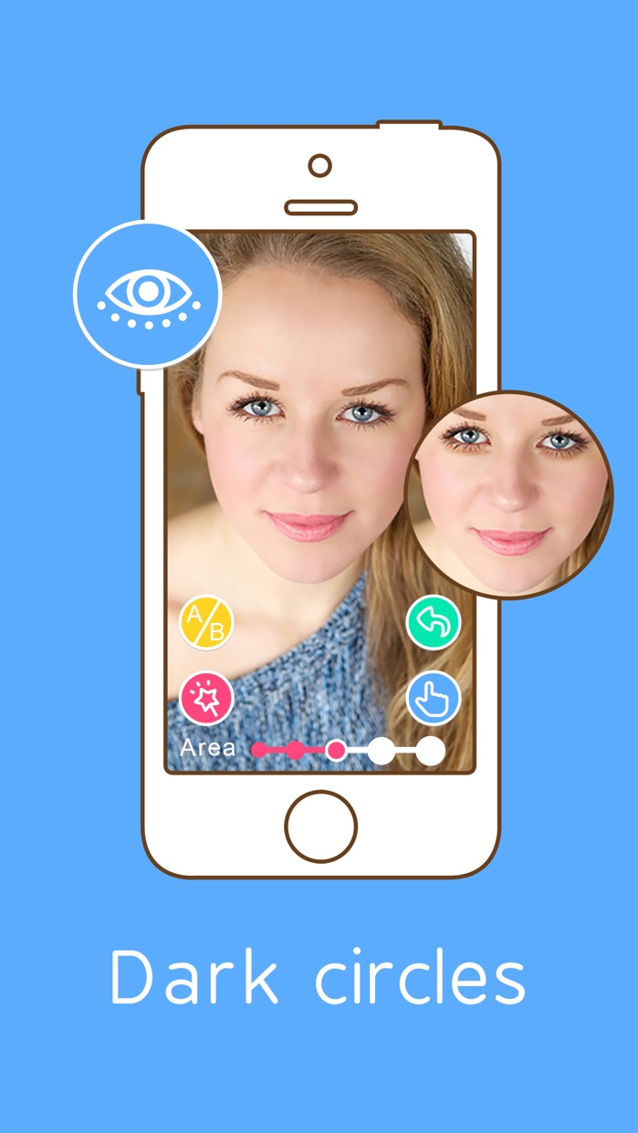 Eye Color Changer -Face Makeup Screenshot