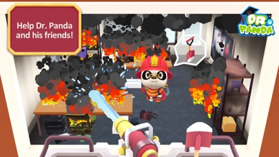 Screenshot #6 for Dr. Panda Firefighters