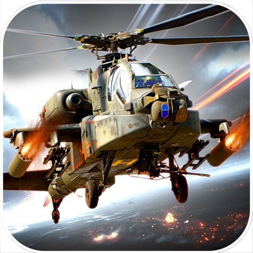Helicopter Air Combat : New War Strategy Adventure