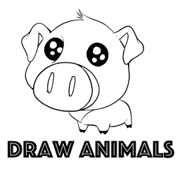 How To Draw Animals - 100% FREE